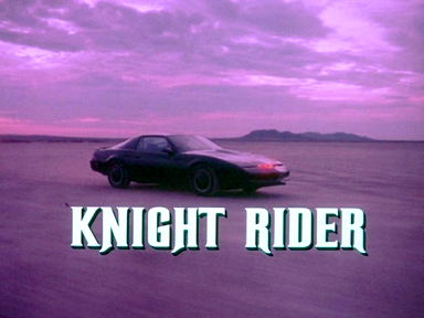 On the horizon_Knight Rider