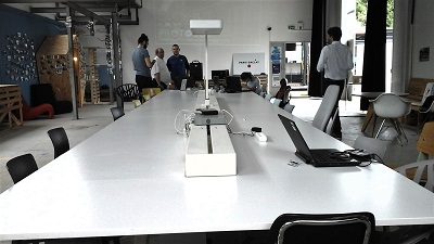 PROTOBUS_team work space