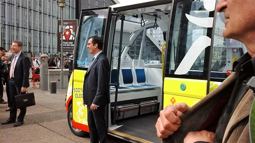 Driverless to La Défense_article 3