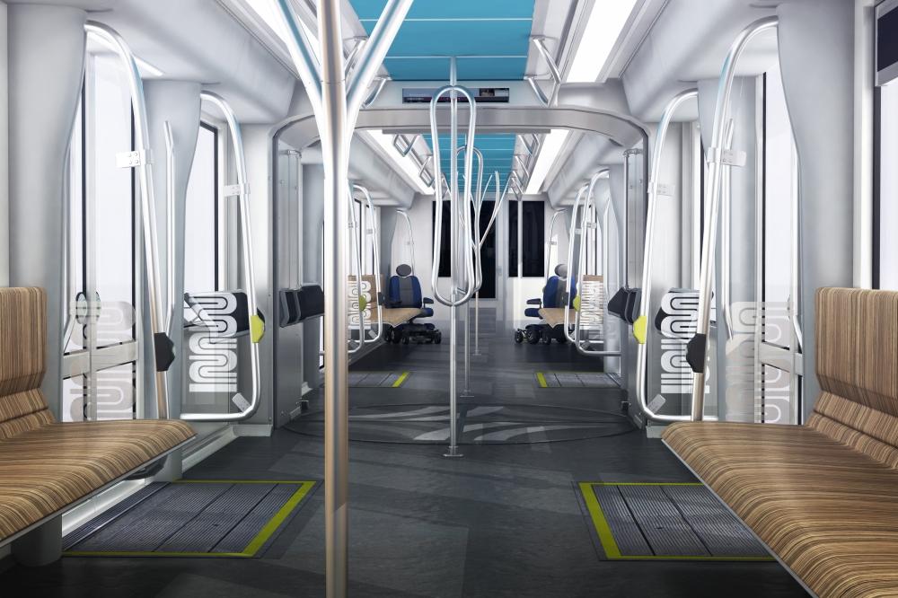 San Francisco bestellt 175 Stadtbahnwagen bei Siemens /  San Francisco orders 175 light rail cars from Siemens