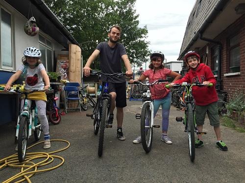 Cycling London_copyright TfL