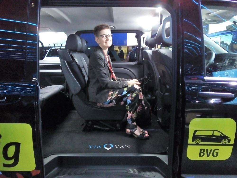 IAA Hannover 2018 with Daimler