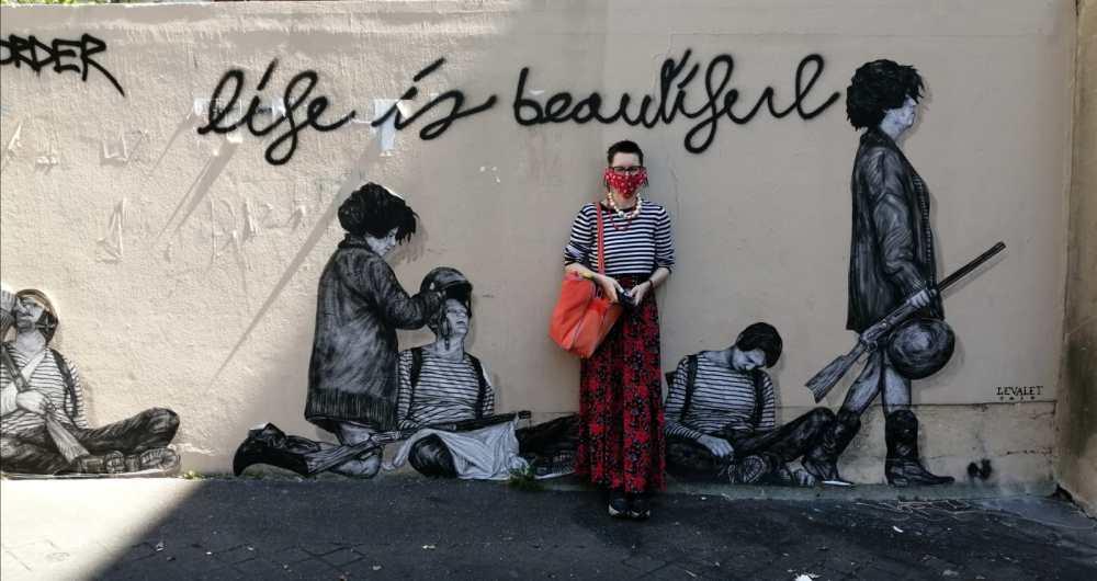 Life is beautiful-April 2020